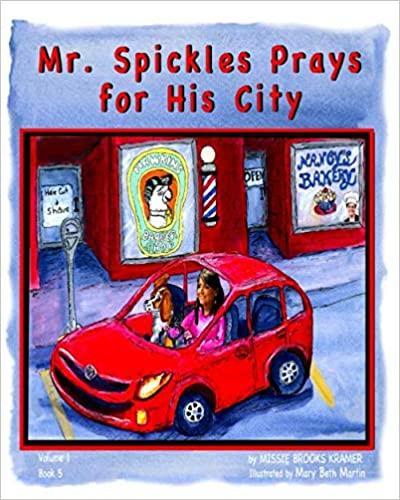 Mr. Spickles Prays for His City