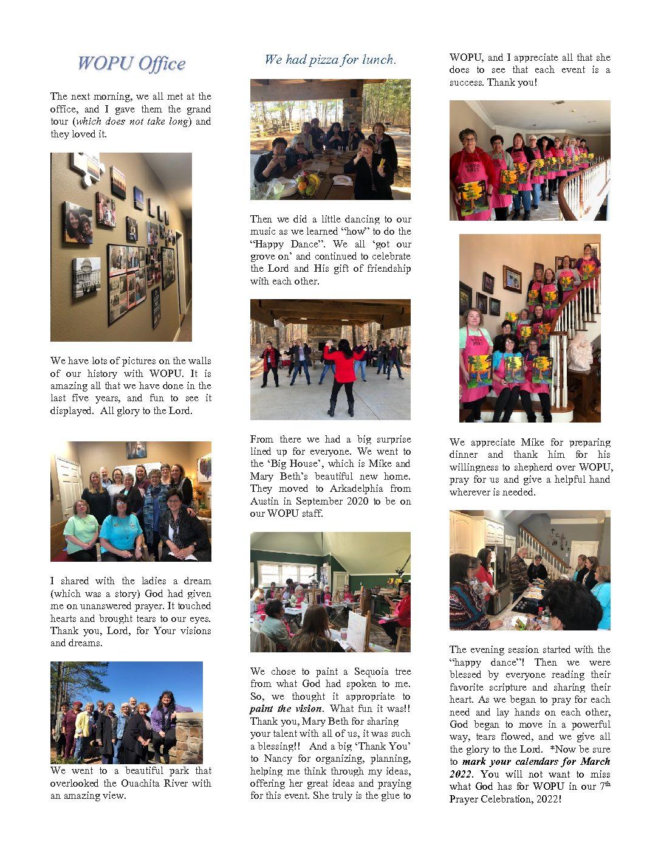 June 2021 Newsletter Pg 2